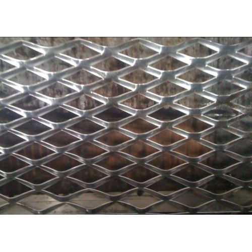 Stainless steel staircase  steel mesh/expanded metal