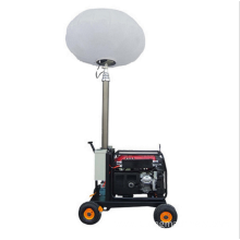 Hand push light tower mini type Floodlight Tower