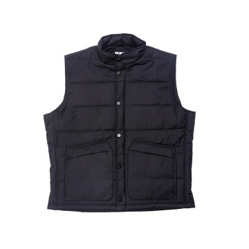 Men`s padding vest Fall Winter