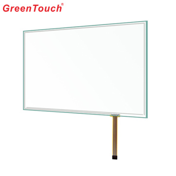 4 Wire Resistive Analog Touch Screen 9""