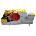 Steel bar shearing machine