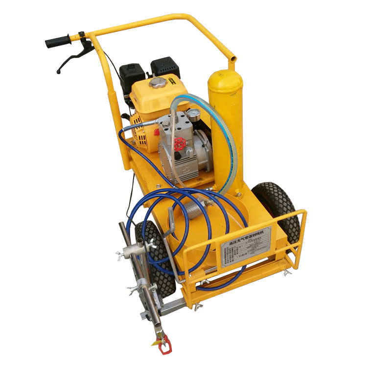 road marking machine equipment