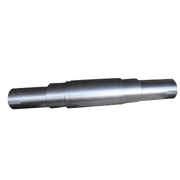 CNC machining carbon steel forging spindle shaft