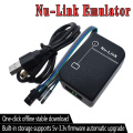 NuMicro ICP programmer Nu-Link Nu Link Nuvoton ICP emulator downloader support online/offline programming M0/M4 series chips