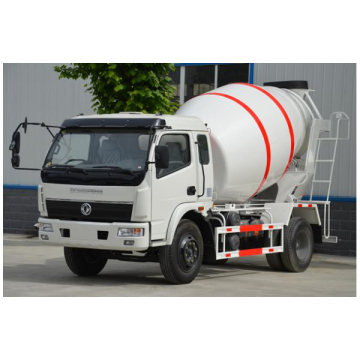 Dongfeng 4m3 Concrete Mixer Truck