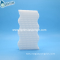 High Density Hot Pressed Bathroom Cleaning Melamine Sponge