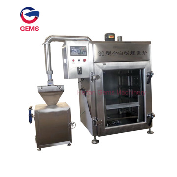 Commerical Drying Sausage Chamber Cabinet Steamer Machine