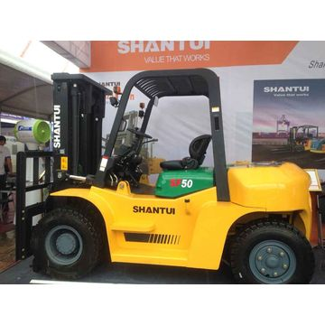 5 ton forklifts with Japan pump and engine