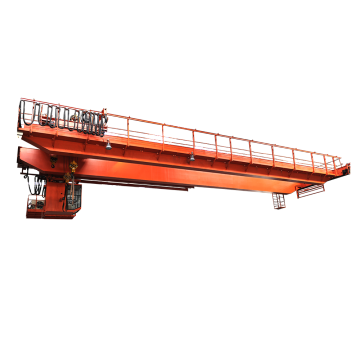 30ton heavy equipment double girder eot crane drawing