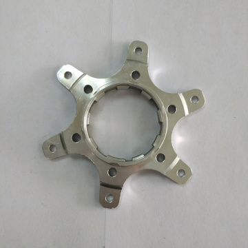 Precision Casting with Silica sol cnc machining parts