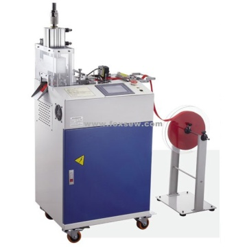 Ultrasonic Tape Cutting and Punching Hole Machine