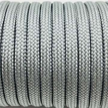 Hight Quality Grey Braided Rope