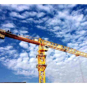 good quality self erection tower crane