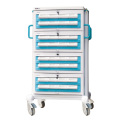 Removable Medication Cassette Transfer Trolley