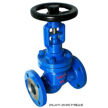 Special Zero leakage Bellows Global Valve ZHJ41F-25/40 C/P/R