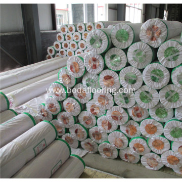 Residential pvc indoor use flooring