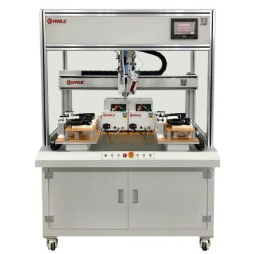 Intelligent Detection Glue and Screw Lack Material Machine