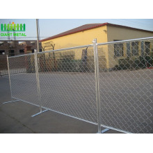 PVC Coated Temporary Fence For America