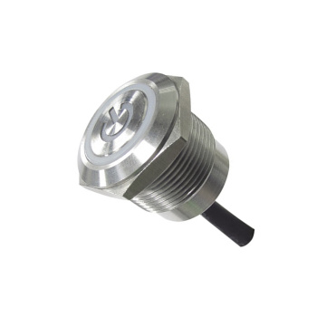 Illuminated Capacitive Anti Vandal Push Button Switch