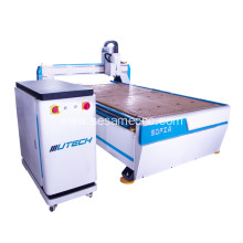 CCD Oscillating Knife rubber aluminium 1325 cnc router