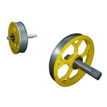 Diverting Pulley for OTIS Elevators