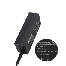 65W AC DC Sony Laptop Power Supply Adapter