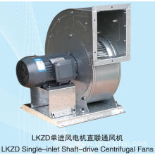 LKZD Single-inlet Shaft-drive Centrifugal Fans