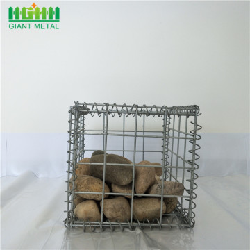 Welded Gabion Retaining Walls Stone Cage Wall