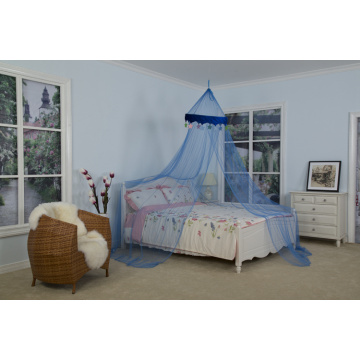 Umbrella Mosquito Net Hanging Bed Canopy with Star