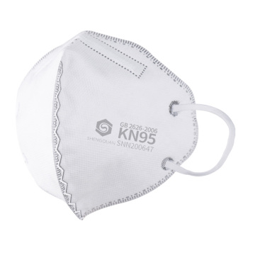 KN95 anti virus face mask with earloop