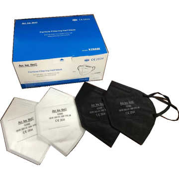 5layers En149 FFP2 Disposable Dust Mask Respirator
