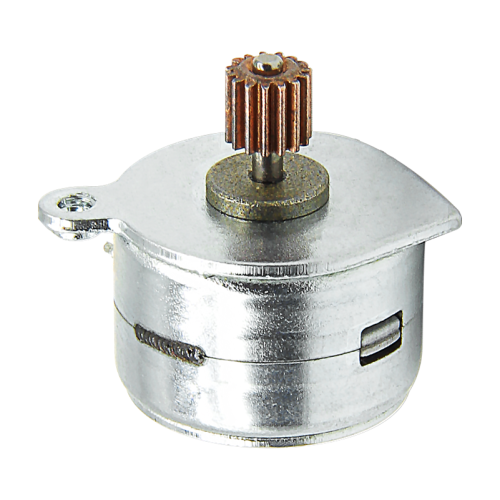 Stepper Motor, 24BYJ28 5V Geared Reducer Stepper Motor, Small Motor Stepper Motor Mirco Customizable