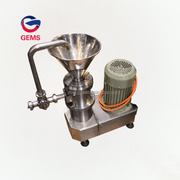 Circulation Pipe Soya Milk Making Machine Soya Grinder