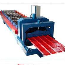 860mm metal roofing tile making machine