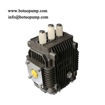 3400rpm plunger pump enginer drive