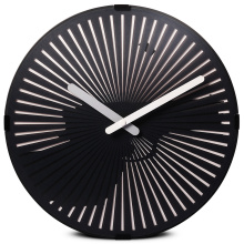Gun Shape Motion Wall Clock