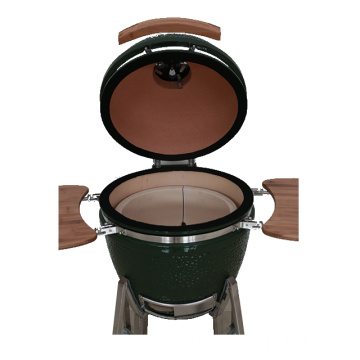 21 inch Green Color Egg  Charcoal Barbecue