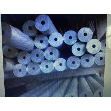 Production of Alloy Aluminum Pipe