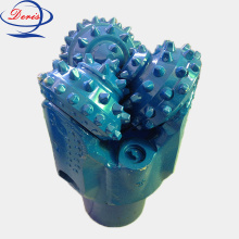 TCI tricone roller cone bits for rock drilling