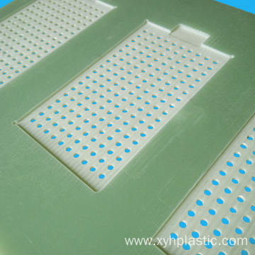 Green Electrical Insulation Epoxy Plastic 3240 Sheet