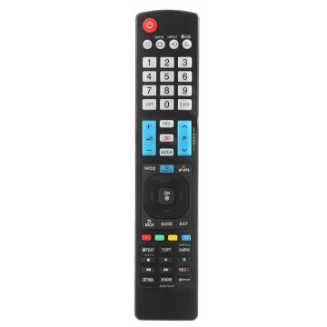 Fully Functional Free Switching Channels AKB73756504 TV Universal Smart Remote Control Controller for LG 433 Mhz IR ONLENY