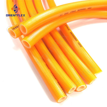 8.5mm 5 layers pvc spray reinforced water pipe