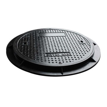 Anti-Theft SMC Composite Fiberglass Plastik Manhole Cover