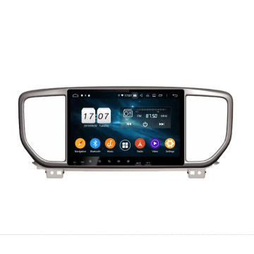 Android 9.0 car stereo for Sportage 2018-2019