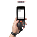 Industrial Mobile Phone Android Handheld PDA barcode scanner