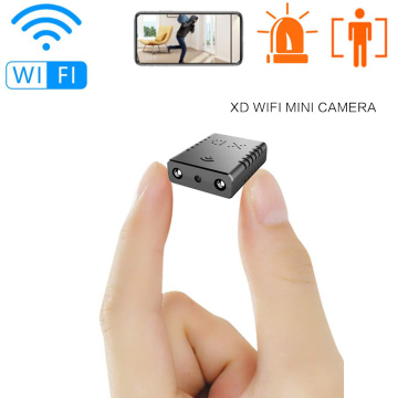 Smallest HD 1080P Wifi XD Mini camcorder Night Vision Micro Camera Motion Detection DV DVR Security camera Support Hidden TF