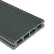 Plastic Wood Decking for Outdoor Area WPC Flooring
