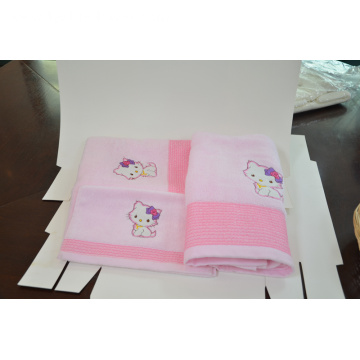 Lovely bears Children's face Towel  Cotton Towels