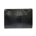 Fashionista Crocodile Pattern Oversize Envelope Clutch Bags
