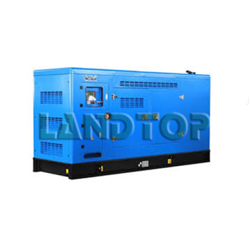 Perkins 3 Phase 24kw Diesel Electric Generator Soundproof